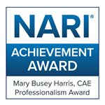 Mary Busey-Harris Professionalism Award